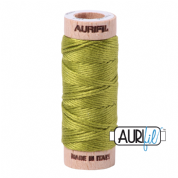 Aurifloss - 6-strand cotton floss - 1147 (Light Leaf Green)
